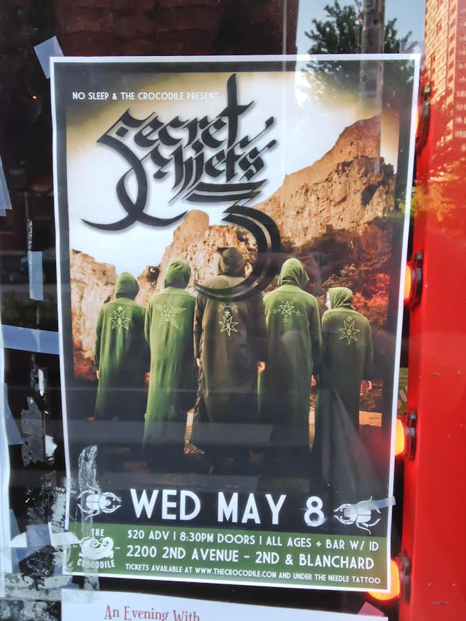 Secret Chiefs 3 in Seattle 2013